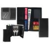 Набор: ключница-бумажник, портмоне, две ручки
