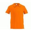 Рубашка-поло на трех пуговицах