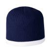 Однослойная шапка